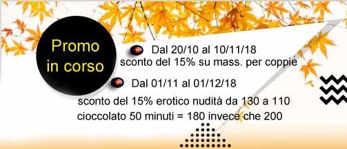 promo massaggi roma